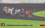 COURSE 1 : CHAMPIONNAT DE FRANCE TROT ATTELE AU PONEY - VINCENNES 2014
