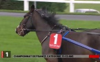 COURSE 2 : CHAMPIONNAT DE FRANCE TROT ATTELE AU PONEY - VINCENNES 2014