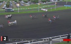 COURSE 3 : CHAMPIONNAT DE FRANCE TROT ATTELE AU PONEY - VINCENNES 2014