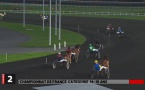 COURSE 4 : CHAMPIONNAT DE FRANCE TROT ATTELE AU PONEY - VINCENNES 2014