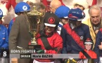 Remise Coupe course 4 : CHAMPIONNAT DE FRANCE TROT ATTELE AU PONEY - VINCENNES 2014
